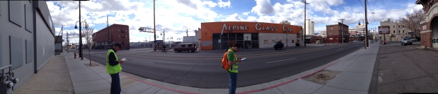 Data Collection along the 4th Street | Prater Way Corridor