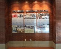 4th Street Station display