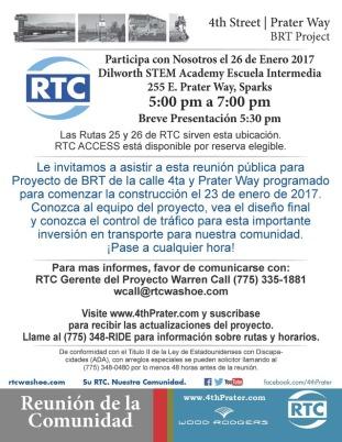Flyer (Español)